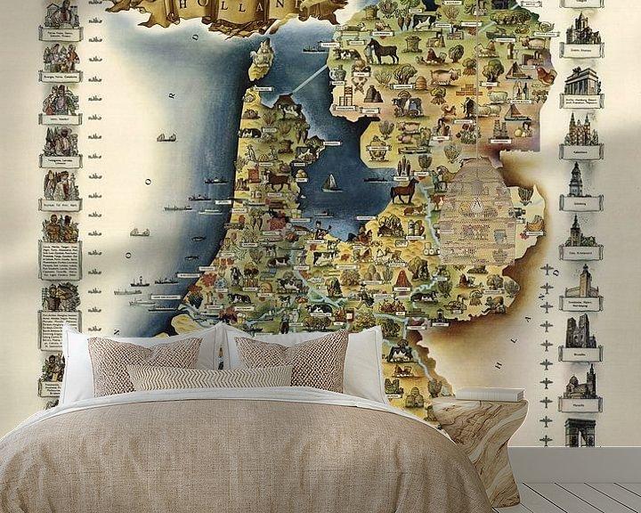 Impression: Hollande historique sur World Maps