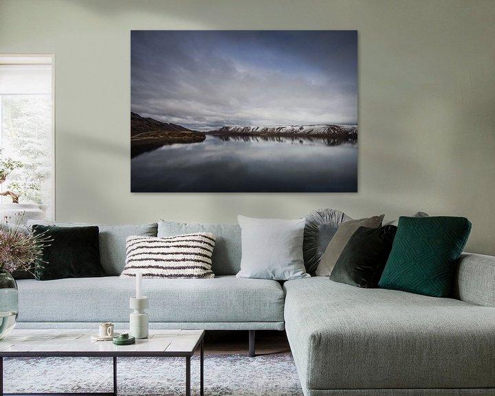 Sfeerimpressie: Kleifarvatn van Thijs Schouten