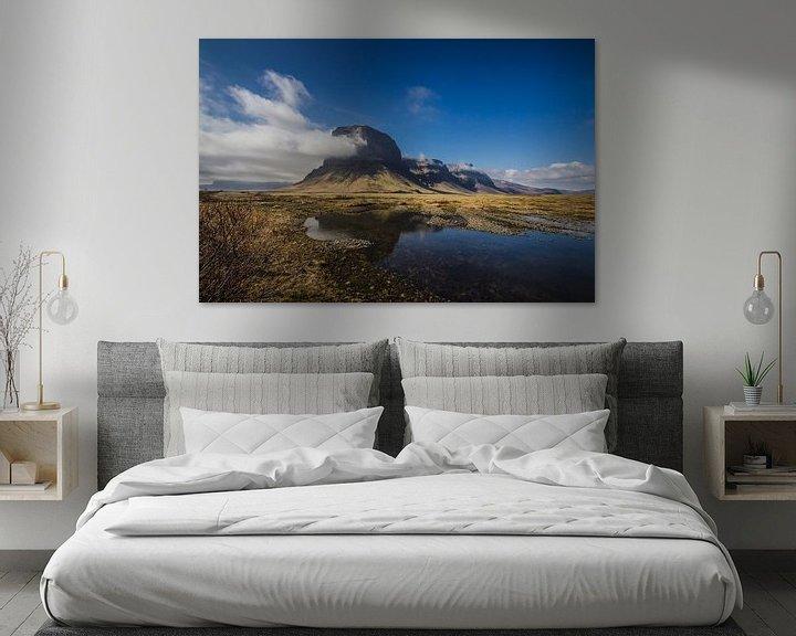 Sfeerimpressie: Kálfafell van Thijs Schouten