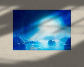 Nordlicht van Art Demo