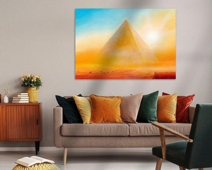 Beispiel: Pyramide von Art Demo