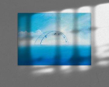 Wasserschaukel von Silvian Sternhagel