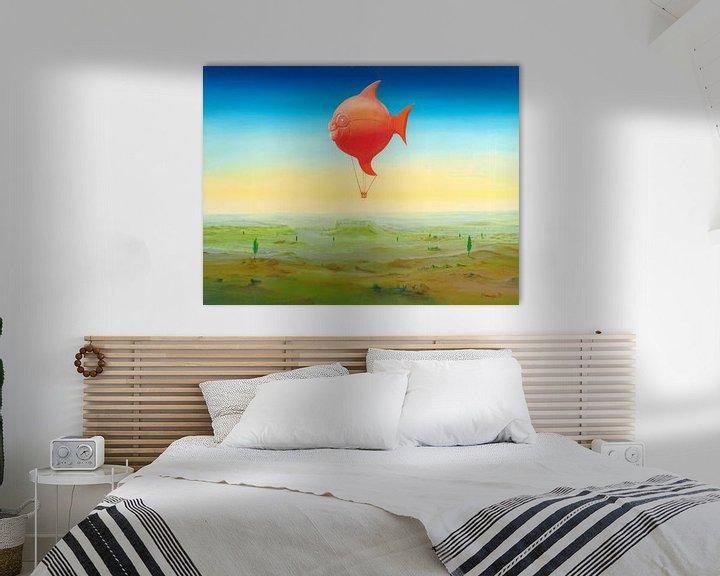 Impression: Ballonfisch sur Art Demo