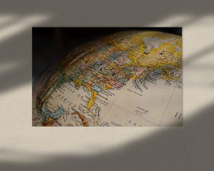 Impression: Côte Est (États-Unis) sur World Maps