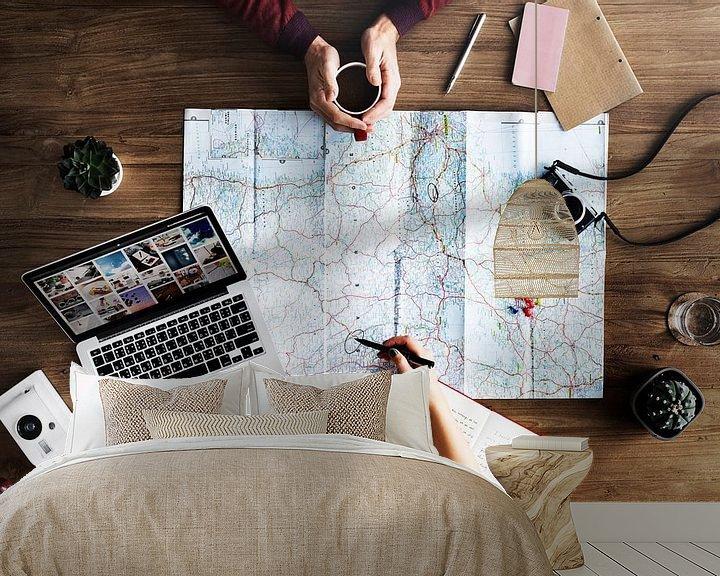 Impression: Road Trip Réunion sur World Maps