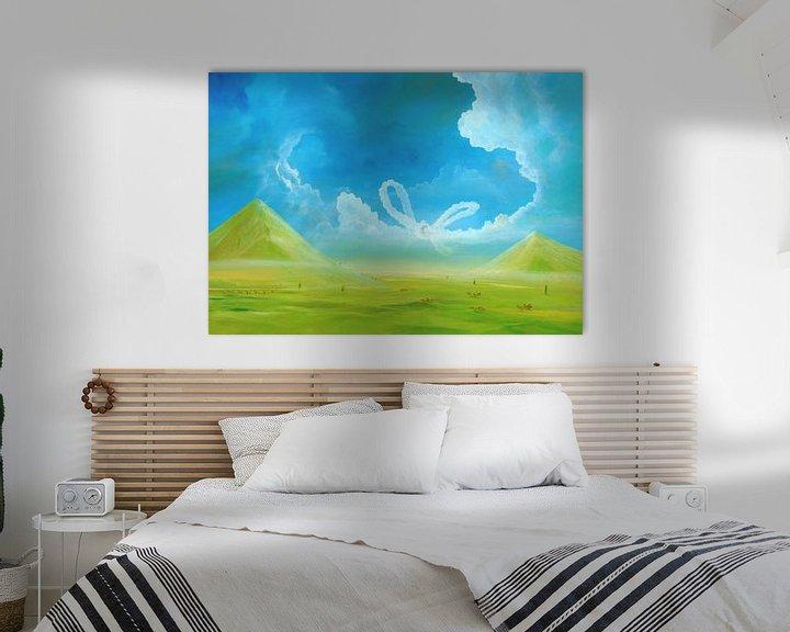 Beispiel: Wolkenschleife von Art Demo