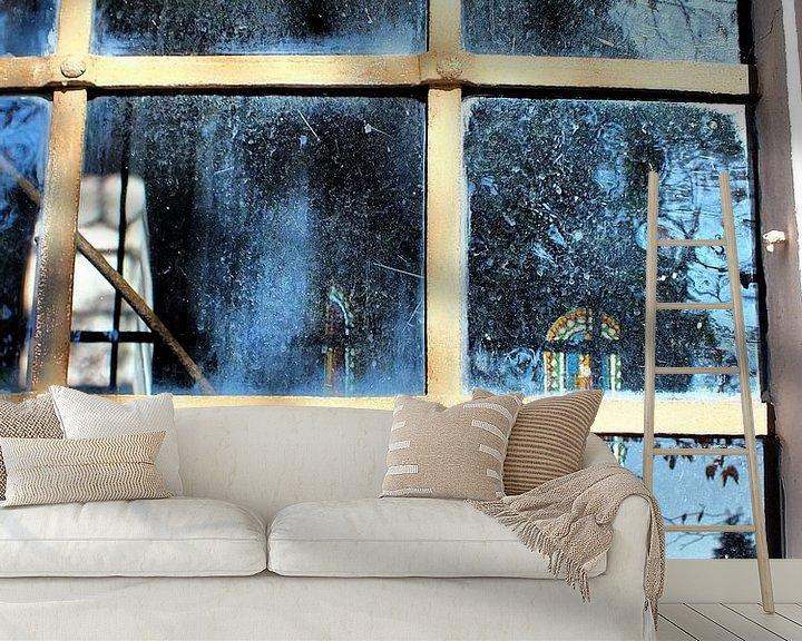 Beispiel fototapete: Fenster von Ilona Picha-Höberth
