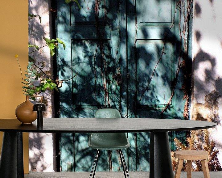 Beispiel fototapete: Türe von Ilona Picha-Höberth
