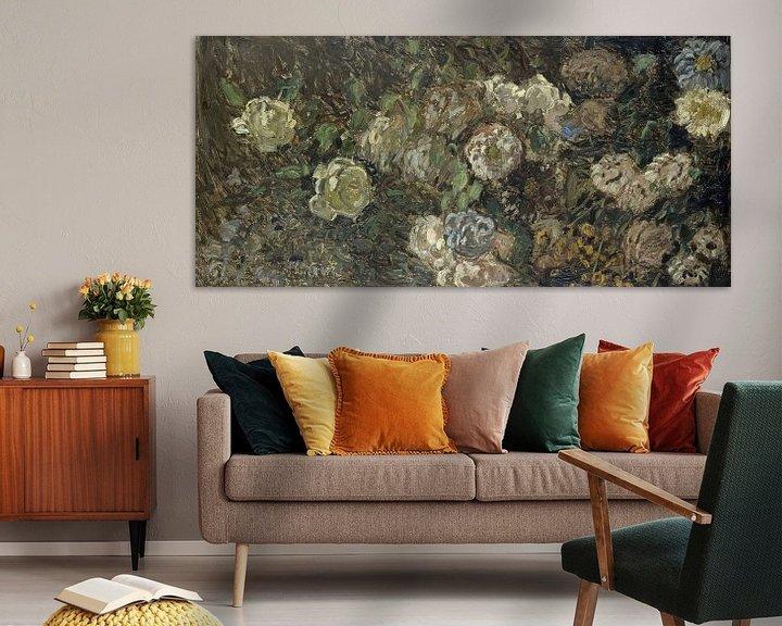 Sfeerimpressie: Bloemen, Claude Monet