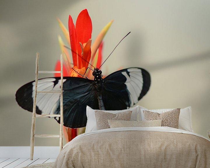 Impression: Black butterfly sur Rene Mensen