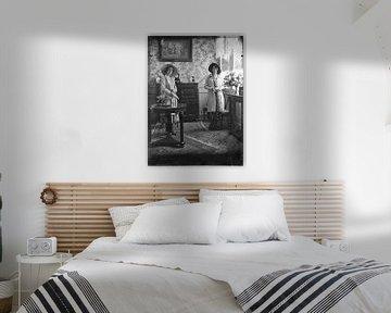Schwestern1920er Jahre von Timeview Vintage Images
