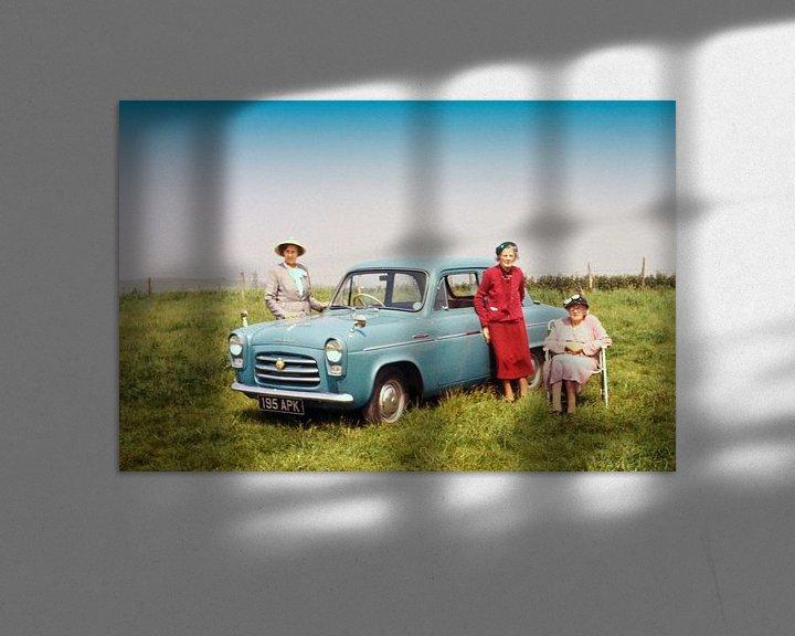 Sfeerimpressie: Devils Dyke 1961 van Timeview Vintage Images