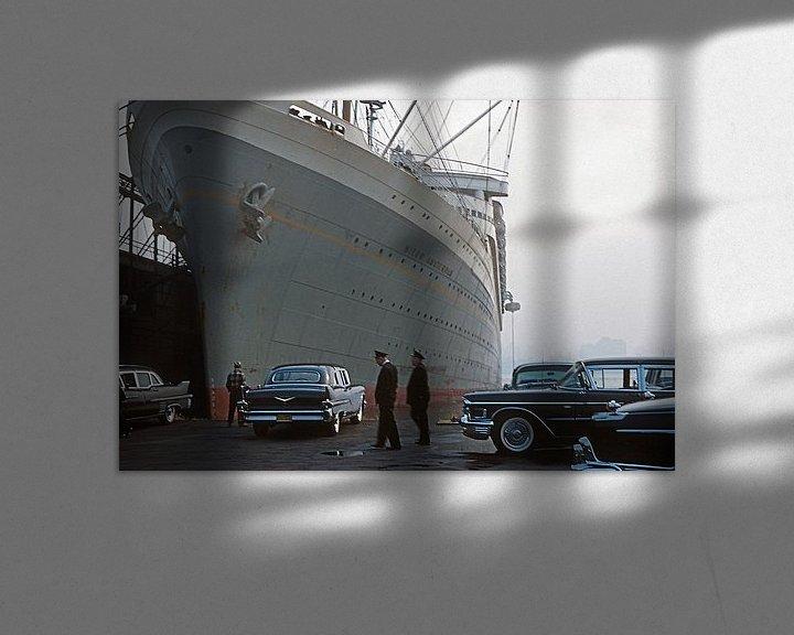 Impression: Nieuw Amsterdam 1959 sur Timeview Vintage Images