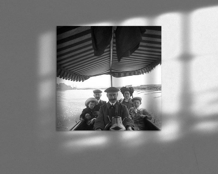 Sfeerimpressie: Family trip 1910 van Timeview Vintage Images