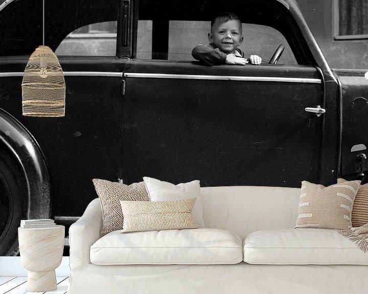 Impression: Kleine Fahrer der 1930er Jahre sur Timeview Vintage Images