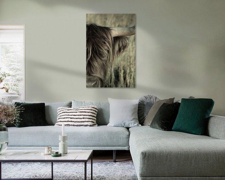 Sfeerimpressie: Hooglander van Neomie Timmer