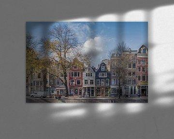 Gelderse kade Amsterdam van Foto Amsterdam / Peter Bartelings