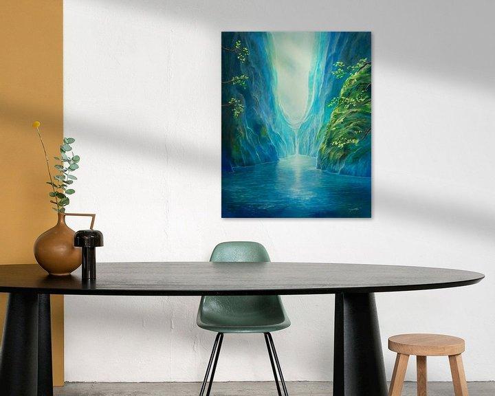 Impression: Flüssiges Licht sur Art Demo