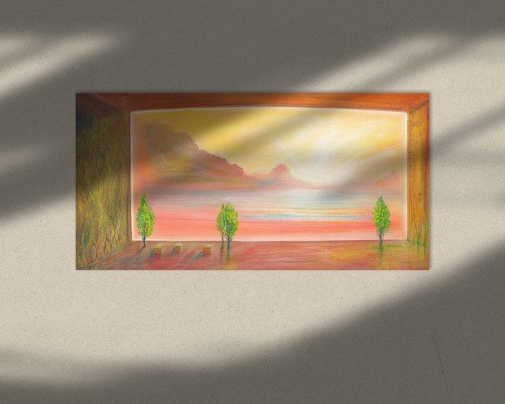 Impression: Seefenster sur Art Demo