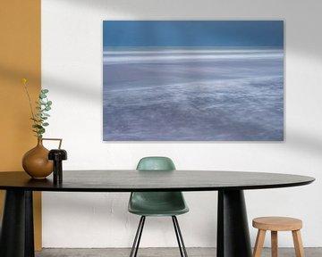 Strand en zee von Douwe Schut
