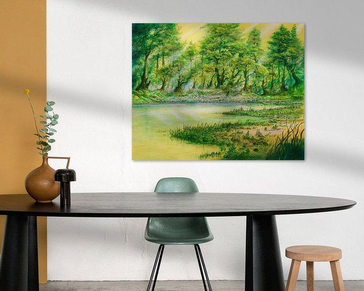 Impression: Waldseeschattenhaus sur Art Demo