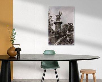 Mühle Rijn en Zon von Jan van der Knaap