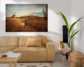 Windmill in Kardinge von Luis Boullosa