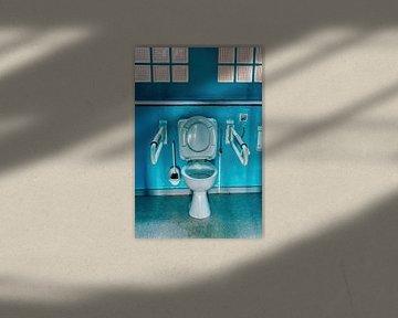 HDR Toilet von W J Kok