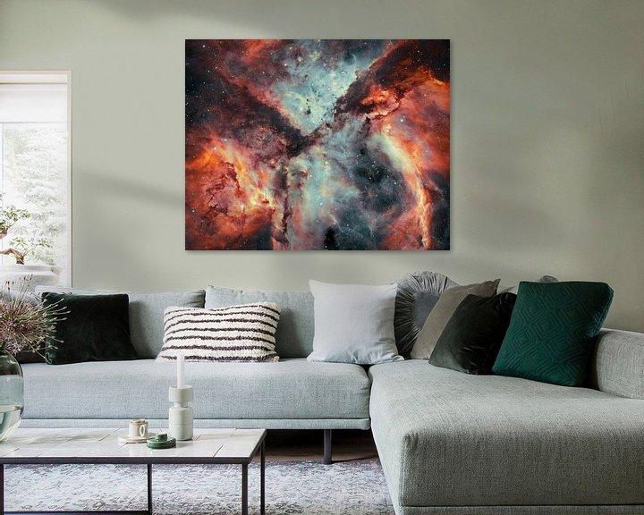 Sfeerimpressie: Nebula van Moondancer .
