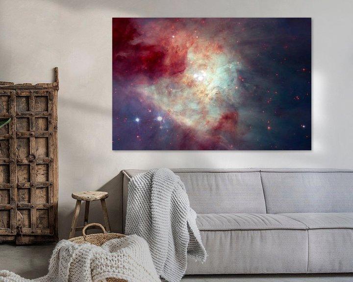 Impression: Nebula sur Moondancer .