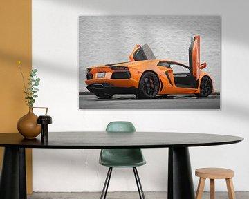 Lamborghini Aventador LP700 von Ronald George