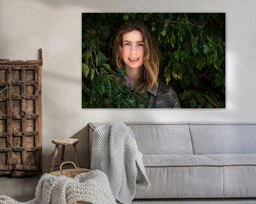 Camouflage van Christl Deckx