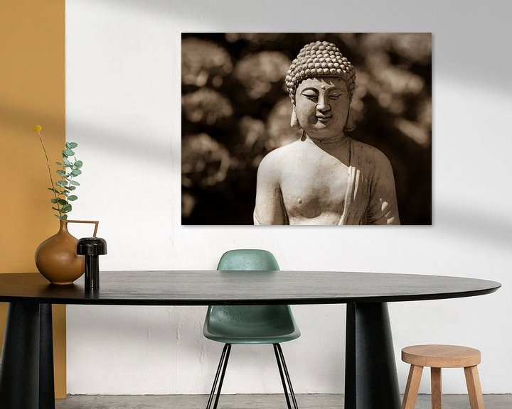Sfeerimpressie: Boeddha, Boedha van Leo Langen