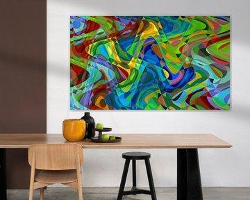 Abstract No.18 van Marion Tenbergen
