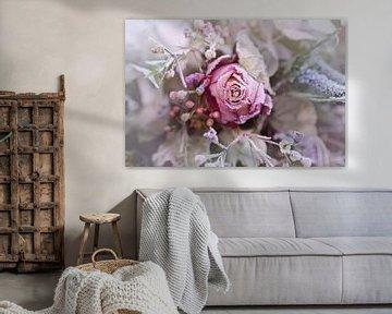 bevroren bloemen von Marianne Bras
