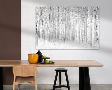 Herfst in Nederland von Brulin fotografie