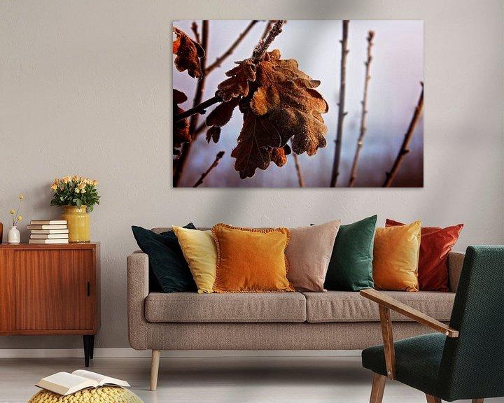Sfeerimpressie: wintertijd van Marianne Bras