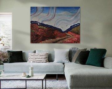 Landscape von Jose Beumers