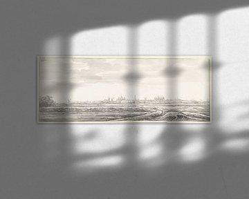 Ansicht von Leiden, Aelbert Cuyp