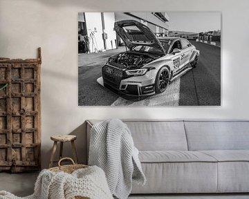 Audi RS3-Rennwagen von Bart Mozer