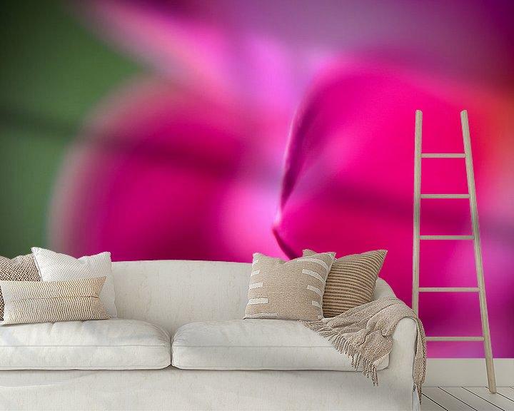 Sfeerimpressie behang: Dahlia van Jaap de Wit