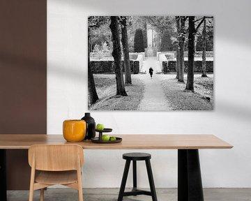 Parkwandeling - Kasteel/Huis Bergh von Maurice Weststrate