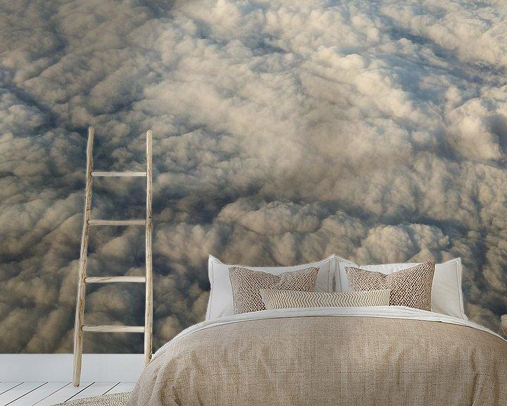 Beispiel fototapete: Wolken von Tina Hartung