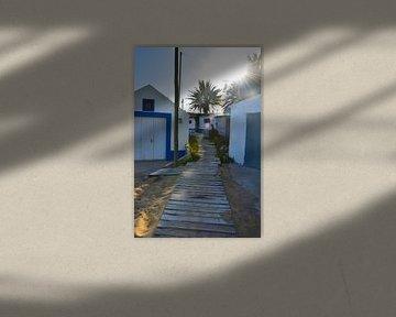 Straatje van Porto Santo von Dustin Musch