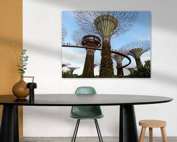 Singapur von Christine Volpert