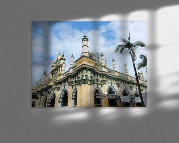 Moschee in Singapur von Christine Volpert