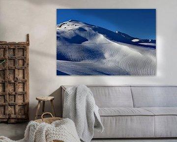 Sneeuwlandschap van Ludo Verhoeven