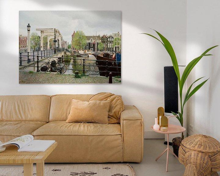 Sfeerimpressie: Amsterdam, Magere Brug van Igor Shterenberg