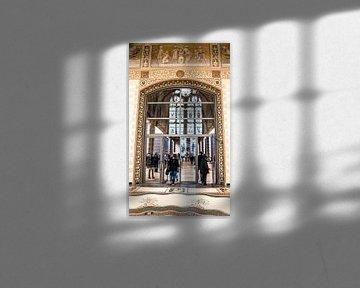 Het Rijksmuseum,  het gebouw is al een belevenis! van Annelies Martinot