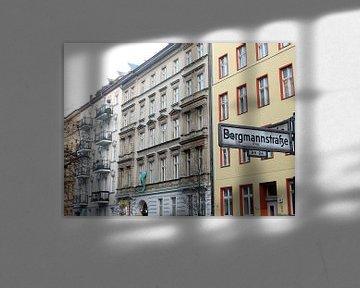 Bergmannstraße von Christine Volpert